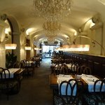 Savic Restaurant inside dining