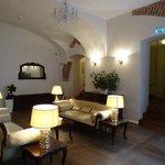 Savic Lounge area