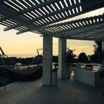 Terrace @ Villa Pajare Francesi, Santa Maria di Leuca