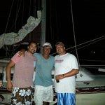 Eric, Matt, and Octavio Chillin'