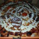 Pizza nueva york