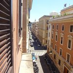 Vista Coliseo desde ventana habitación