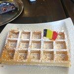 Belgian waffle :) ��