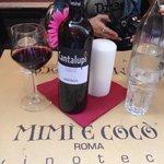 Great wine bar