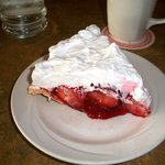 Iconic and delicious Strawberry Pie