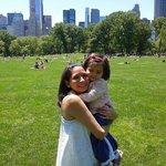 Central Park en Mayo