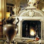 Fireplace Hall
