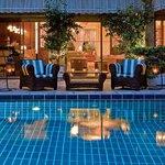 Pool &Bar View