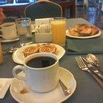 Un excelente desayuno