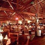 La Gaviotas Restaurant Interior