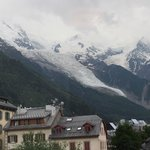 Windows View of Mont Blanc
