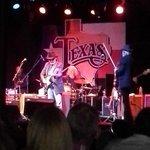 Merle Haggard and his band