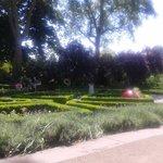 Gardens in Holland Park
