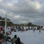 Fim de tarde em Siesta Key Public Beach