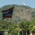 Udsigt fra Jamaica-baren  Big Buda i baggrunden