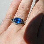 My ring, Vilya, from Jens Hansen