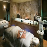 Couples Treatment Room At Spa Chateau