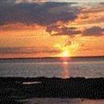 Sunset over Malpeque Bay