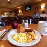 Complimentary Full Hot Breakfast