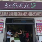 Bild från Kebabji grill