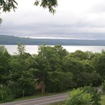 Cayuga Lake from Taughannock Farms Inn
