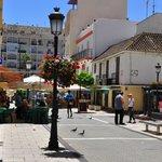 Estepona Historic centrum
