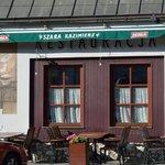 Quartier Kazimierz, Cracovie, Pologne