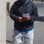 Our wonderful Jordanian tourguide, Ziad