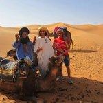 Hakim owner at Moroccan Desert Trips Merzouga Tours