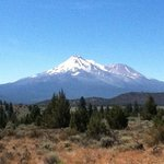 Mount Shasta - looking South