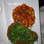 Veal and gnocchi