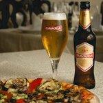 Pizza Campagnola & Bavaria