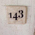Room 143 second floor
