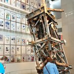 The 9/11 exhibit is well done. Don't miss the video.