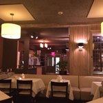 Beautiful restaurant with wonderful food.