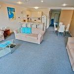 3 Bedroom spa apartment