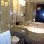 Bathroom- good size bath not shown