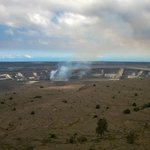 Volcano Kilauea during the day!
