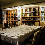 Our cellar is available for small groups of 8 or larger groups of 25