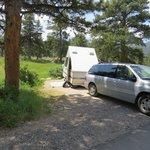 Moraine Park Campsite #81