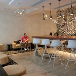 Swank lounge