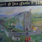 Art Inside O'Dea Castle