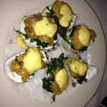 Oysters...yum