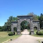 Memorial Garden for Confederate Soldiers
