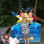 Happy faces at Westport House!