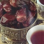 From iftar menu during Ramadan