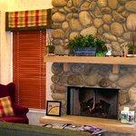 Gatehouse Fireplace