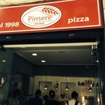 Pinsere Pizza