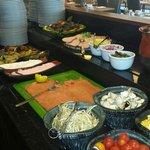 Desayuni buffet