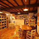 Le Bar et la Cave du restaurant